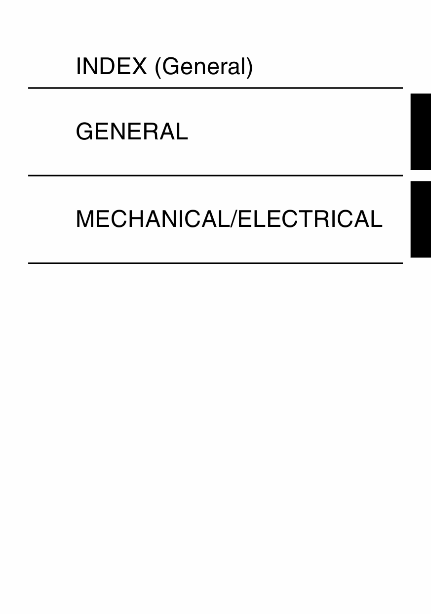 Konica-Minolta MINOLTA Di1610 Di1610f Di1610p Di1610fp GENERAL Service  Manual-2